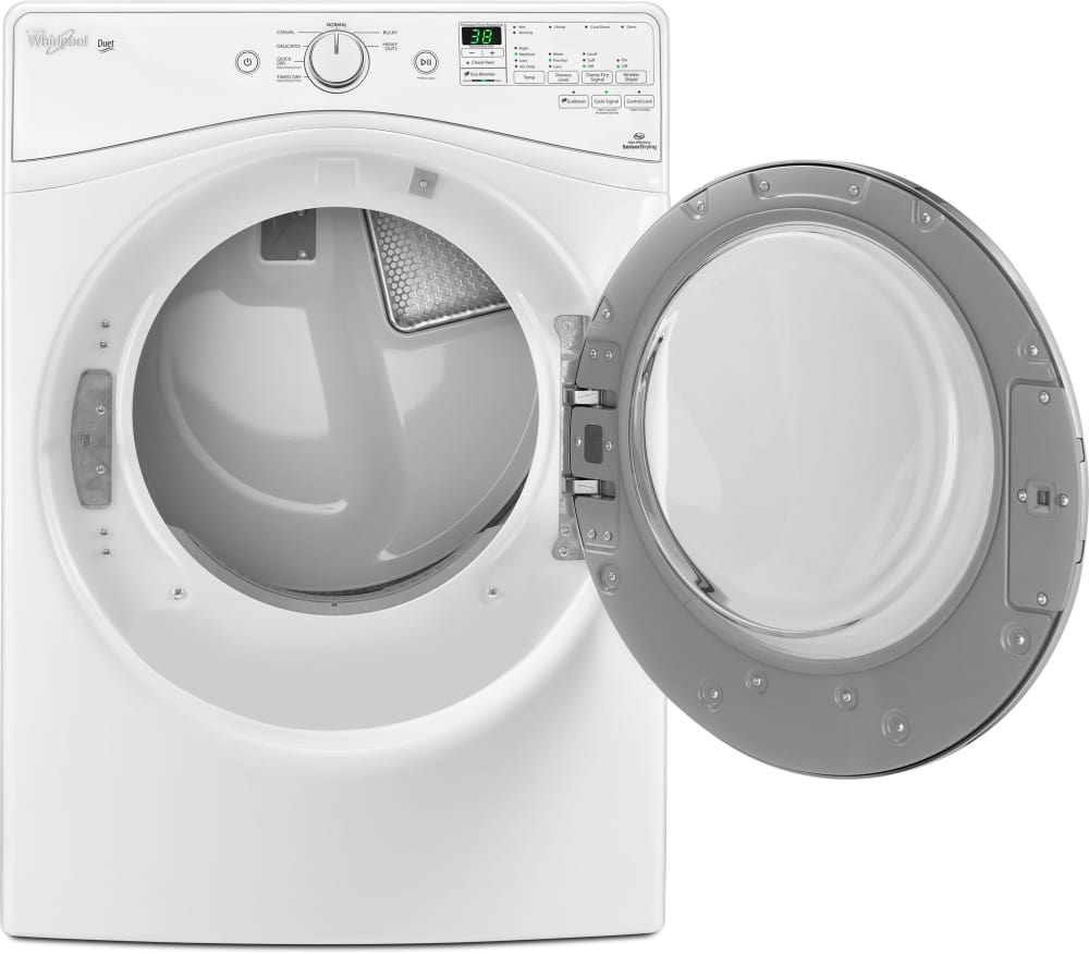 Whirlpool Wed81hedw 27 Inch 7 4 Cu Ft Electric Dryer