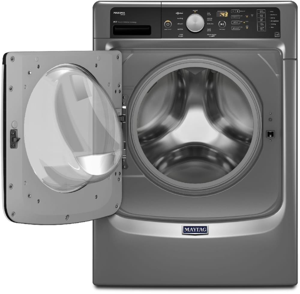 Maytag Mhw4300dc 27 Inch 4 2 Cu Ft Front Load Washer