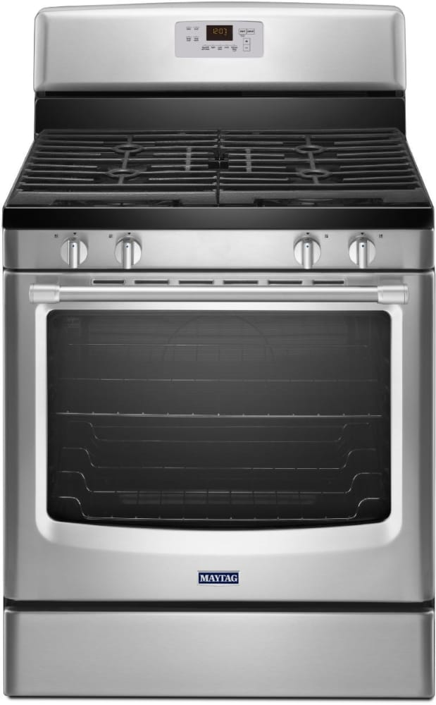 Maytag Mgr8600ds 30 Inch Freestanding Gas Range With 4