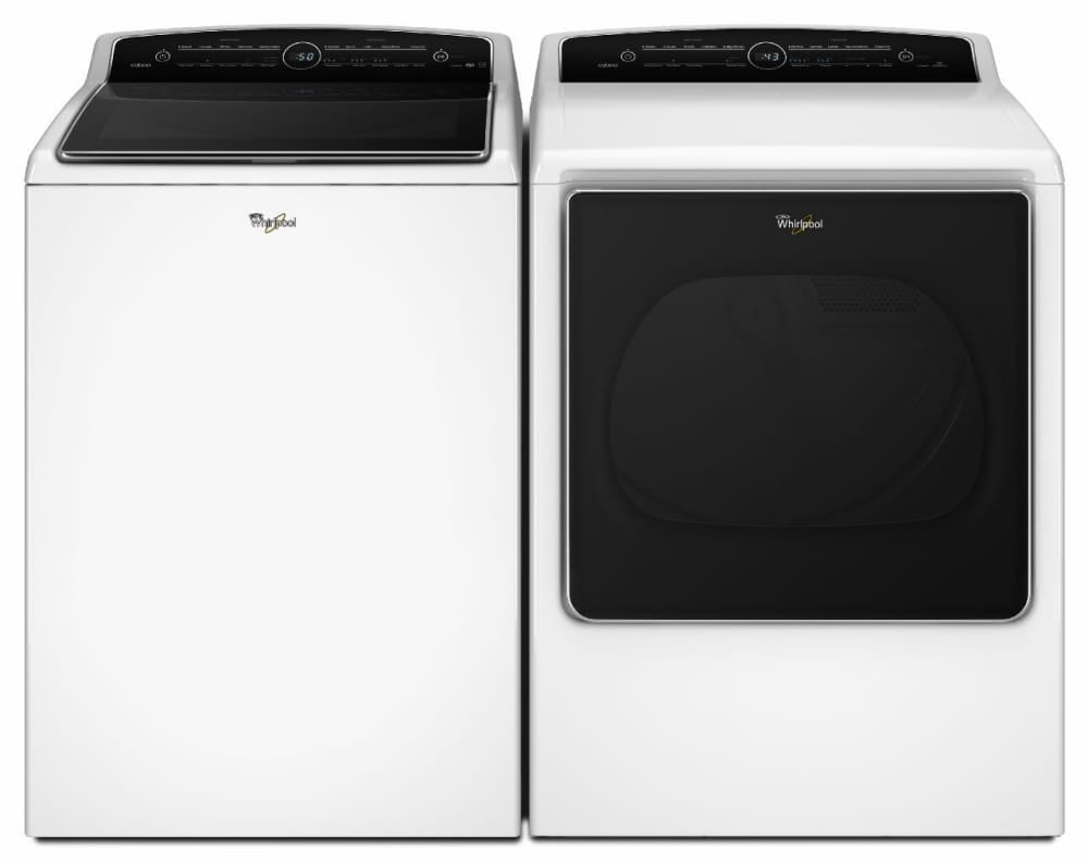 Whirlpool Wtw8500dw 28 Inch 5 3 Cu Ft Top Load Washer