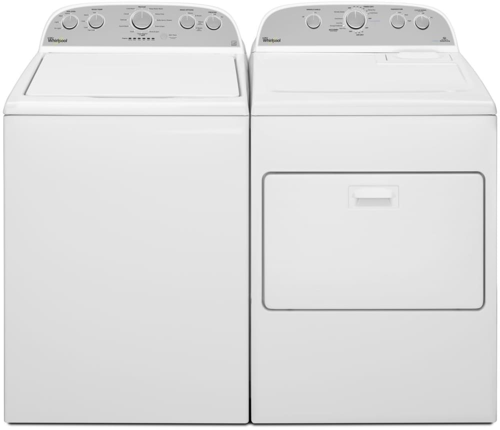 ... Whirlpool Cabrio WED5000DW - Laundry Pair