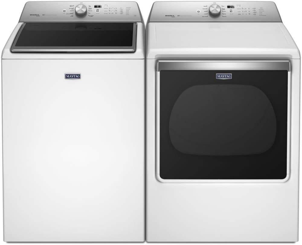 Maytag Mvwb855dw 28 Inch 5 3 Cu Ft Top Load Washer With