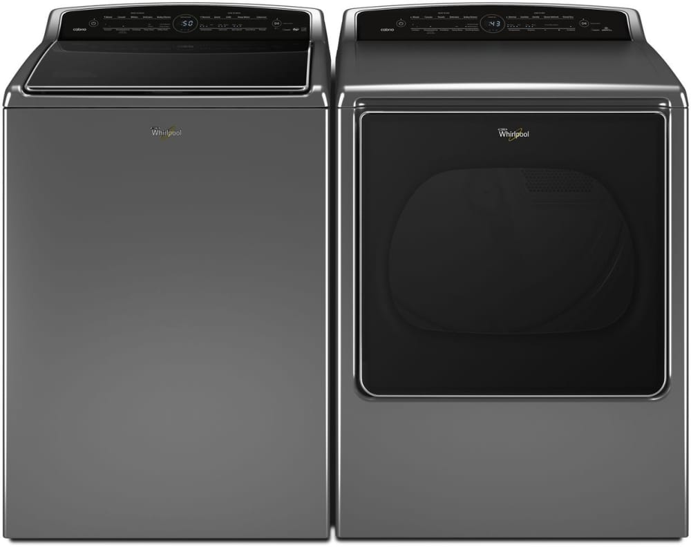 Whirlpool Wed8700ec 29 Inch 8 8 Cu Ft Electric Dryer