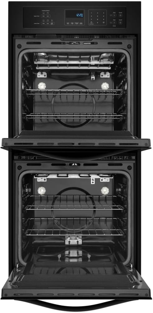 Whirlpool Wod51es4 24 Inch Double Electric Wall Oven With
