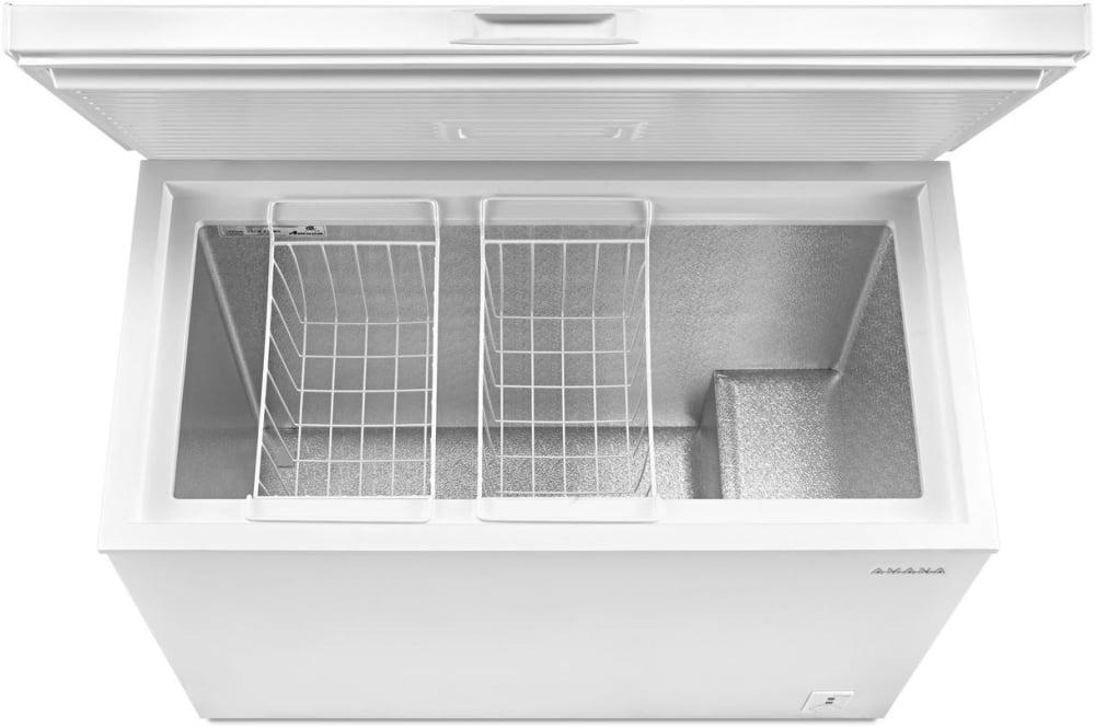 Amana Aqc0902grw 44 Inch Chest Freezer With Deepfreeze