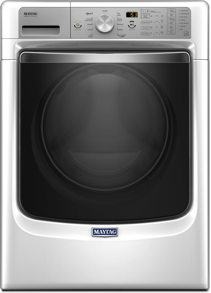Maytag Mhw8200fw 27 Inch 4 6 Cu Ft Front Load Washer