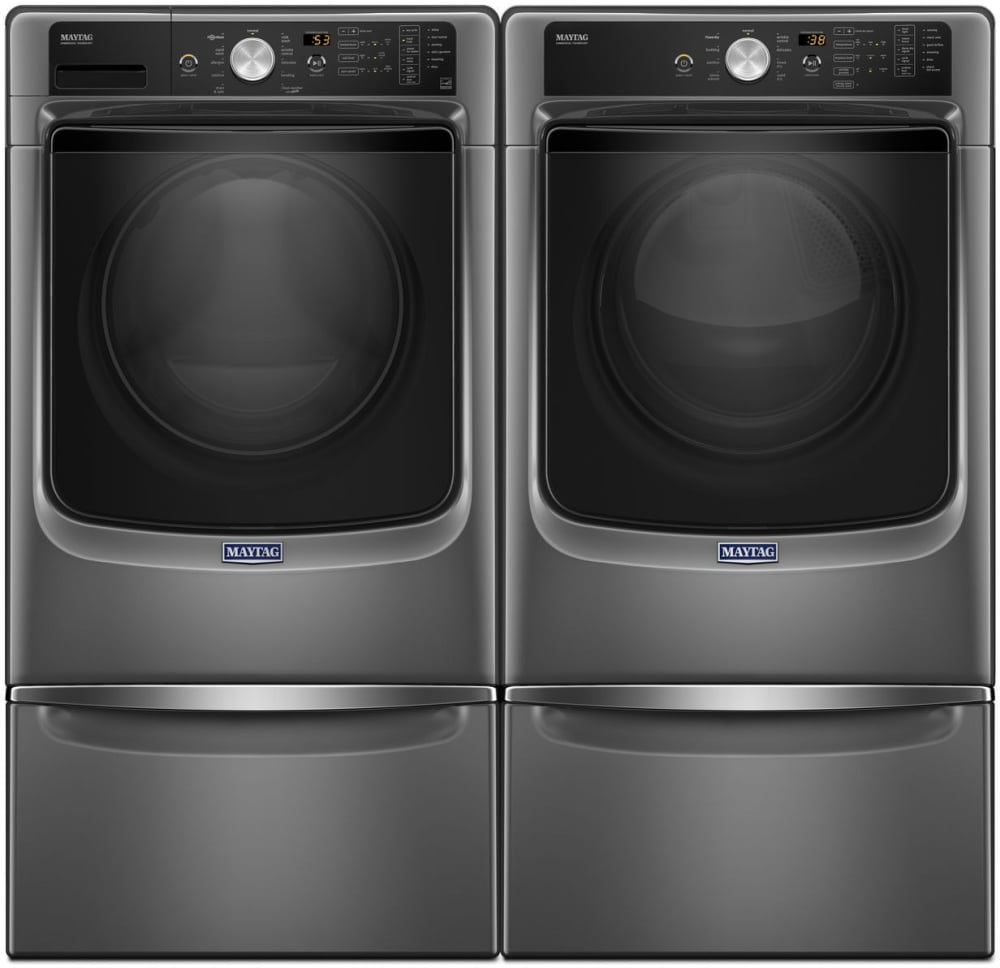 Maytag Mawadrec82 Side By With Pedestals