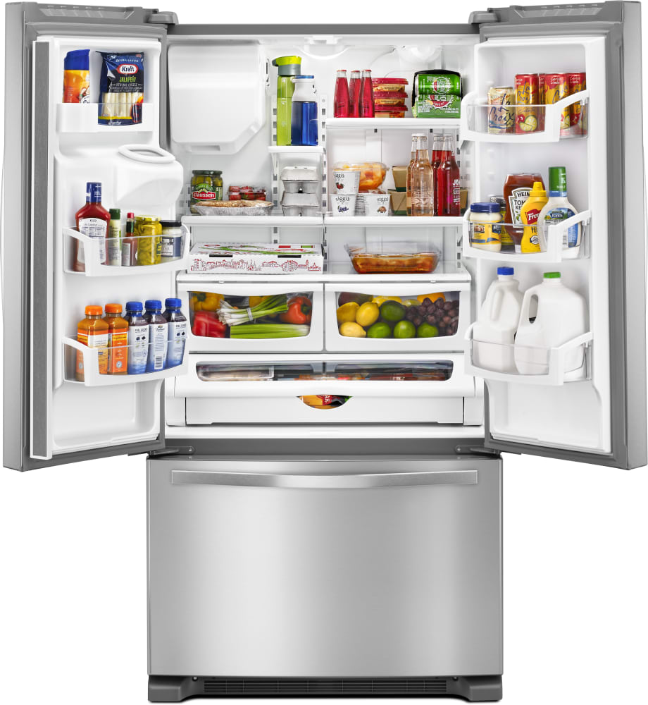 Whirlpool Wrf555sdfz 36 Inch French Door Refrigerator With