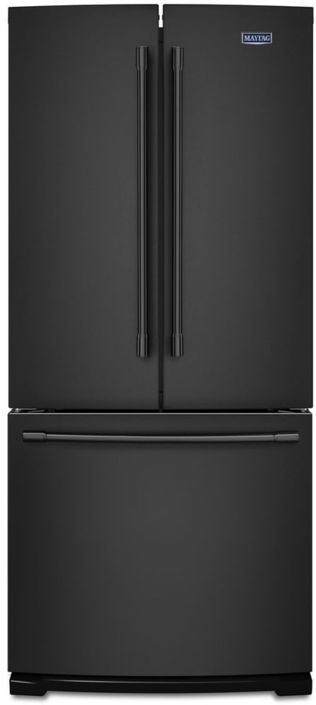 Superieur Maytag MFF2055FRB   Maytag 30 Inch French Door Refrigerator With 20 Cu. Ft.