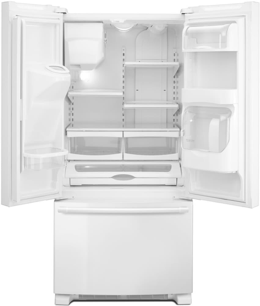 Maytag Mfi2269frw 33 Inch French Door Refrigerator With