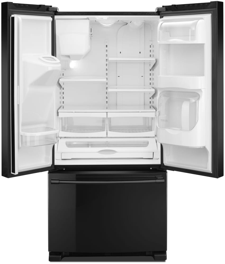 Maytag MFI2269FRB 33 Inch French Door Refrigerator with PowerCold ...