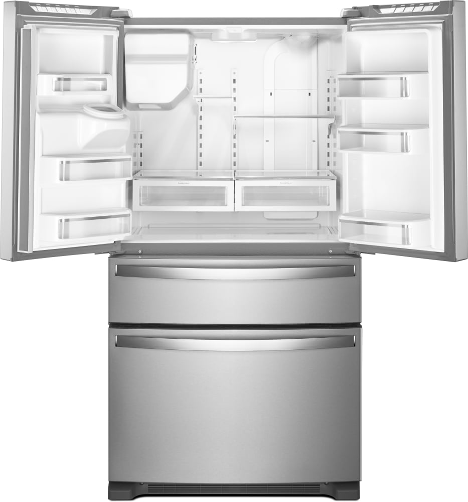 Whirlpool Wrx735sdhz 36 Inch 4 Door French Door