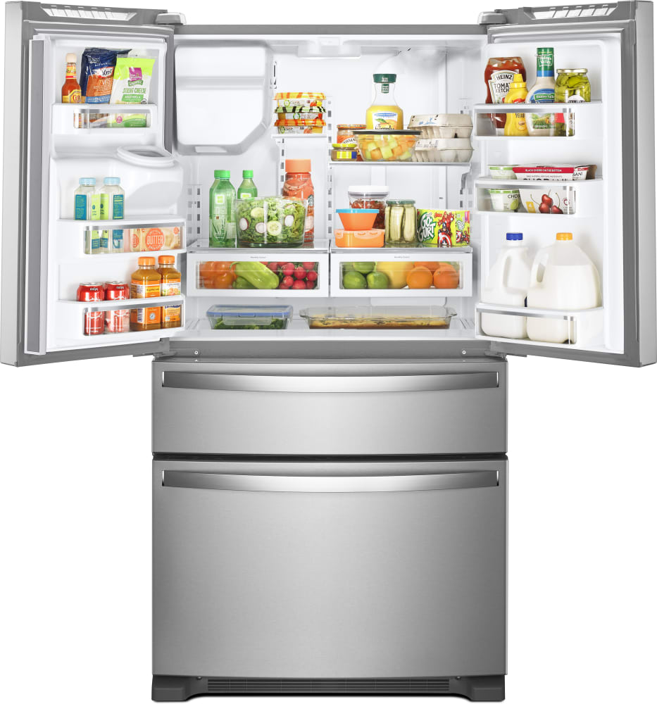 Whirlpool Wrx735sdhz 36 Inch 4 Door French Door Refrigerator With