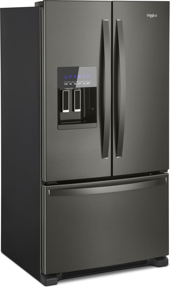 Whirlpool Wrf555sdhv 36 Inch French Door Refrigerator With