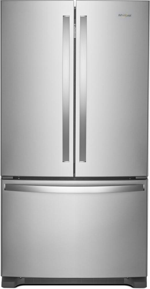Whirlpool Wrf535swhz 36 Inch French Door Refrigerator With Interior Water Dispenser Everydrop