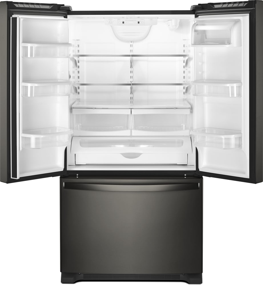 Whirlpool Wrf535swhv 36 Inch French Door Refrigerator With