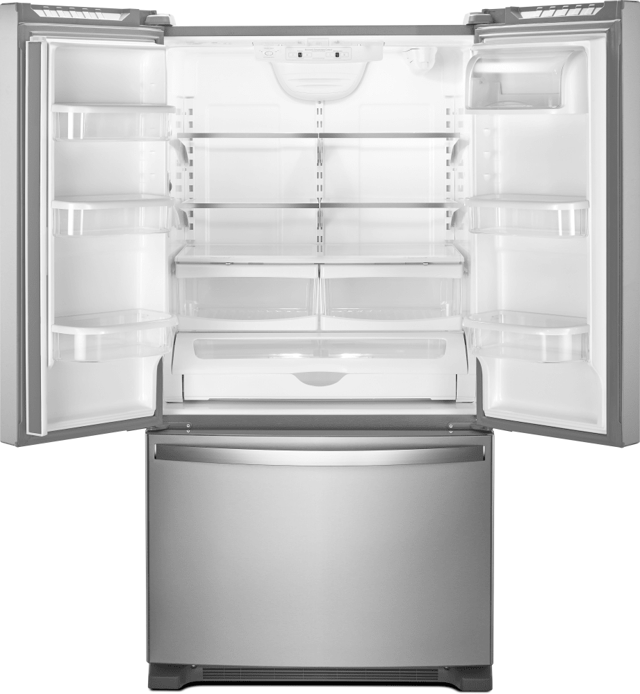 Whirlpool Wrf535swhz 36 Inch French Door Refrigerator With