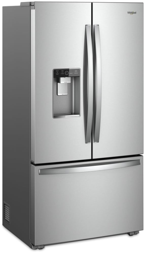 Whirlpool Wrf964cihm 36 Inch French Door Refrigerator With