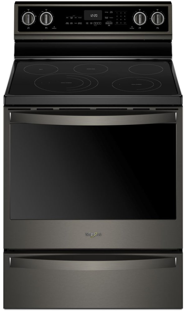 Whirlpool Wfe975h0hv 30 Inch Freestanding Electric Range