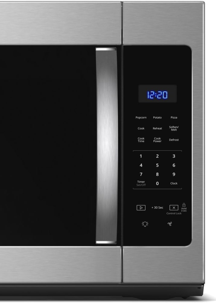 Whirlpool Wmh31017hs Front View