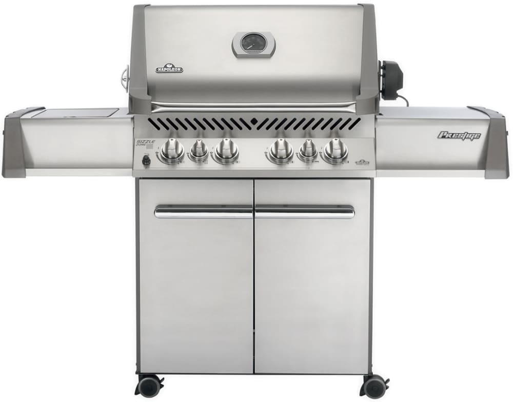 Napoleon P500rsibnss 67 Inch Freestanding Gas Grill With
