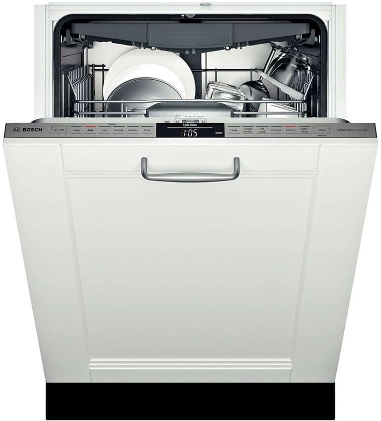 Bosch 800 Dlx Series Shv68tl3uc Control Panel