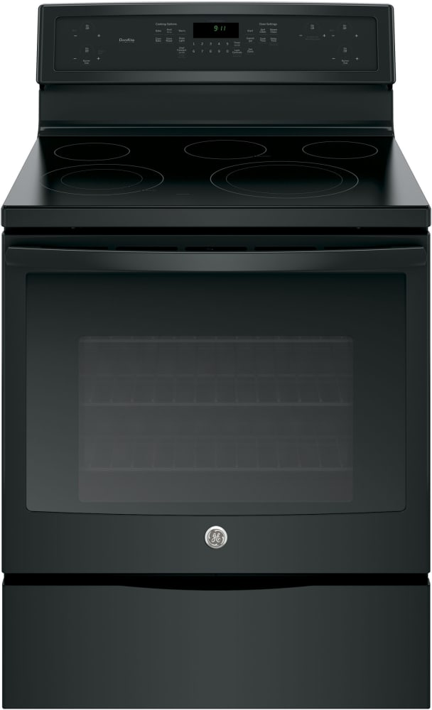 Ge Pb911 30 Inch Freestanding Electric Range With True
