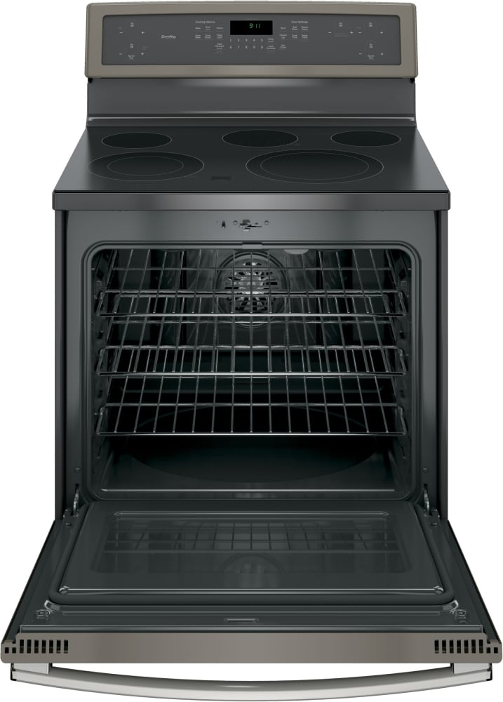 GE PB911EJES 30 Inch Freestanding Electric Range with True
