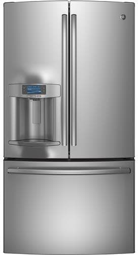 Ge Pfe28rshss 36 Inch French Door Refrigerator With 27 7