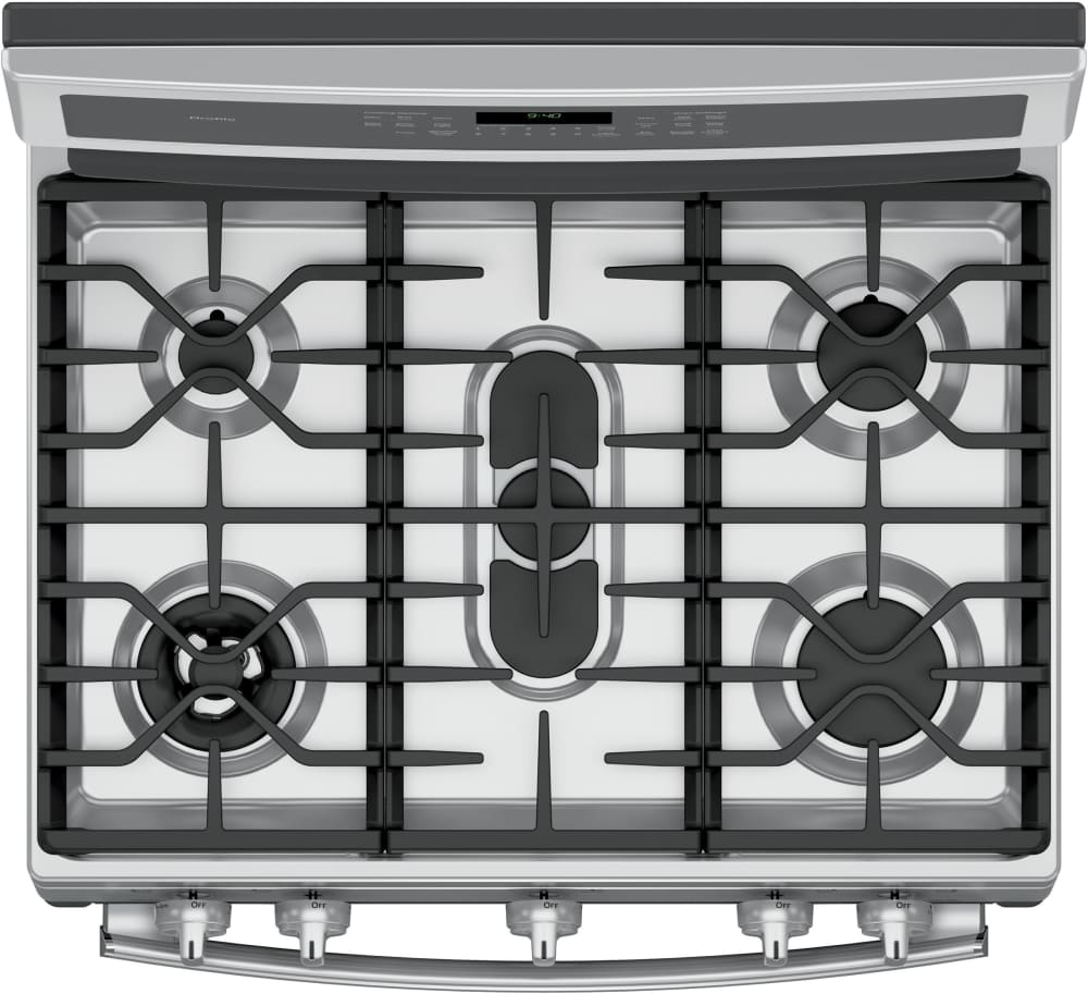Ge Pgb940zejss 30 Inch Freestanding Gas Range With