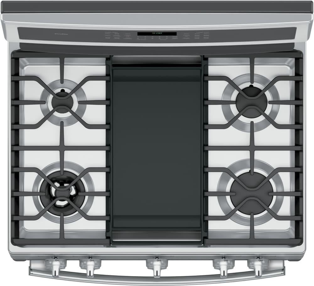 Ge Pgb980zejss 30 Inch Freestanding Double Oven Gas Range