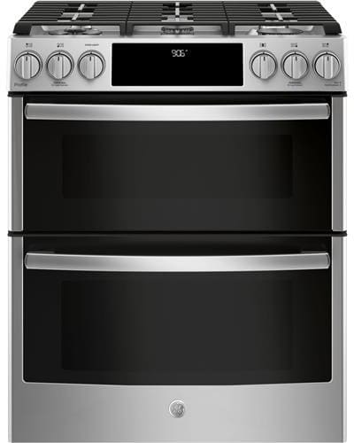 Ge Pgs960selss 30 Inch Smart Slide In Gas Range With Wifi