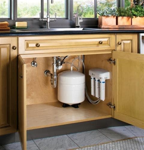 Ge Pnrq21rbn 4 Gallon Storage Reverse Osmosis Filtration