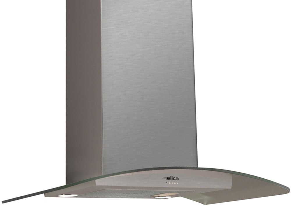 Elica EPT436S1 36 Inch Wall Mount Chimney Hood with 400 CFM Internal ...