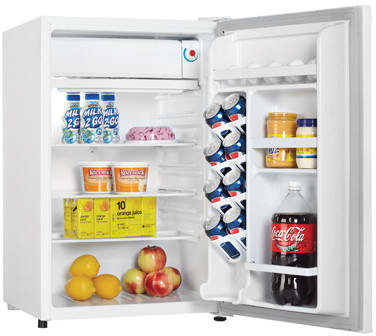 Danby Dcr122wdd 4 3 Cu Ft Compact Refrigerator With