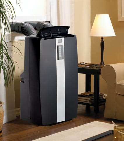 Danby Dpac12011bl 12 000 Btu Portable Air Conditioner With