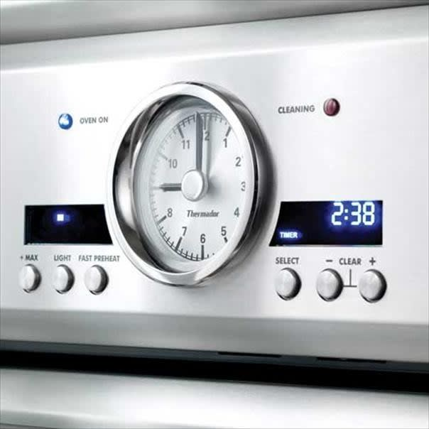 Thermador Podm301j 30 Inch Combination Wall Oven With 4 7