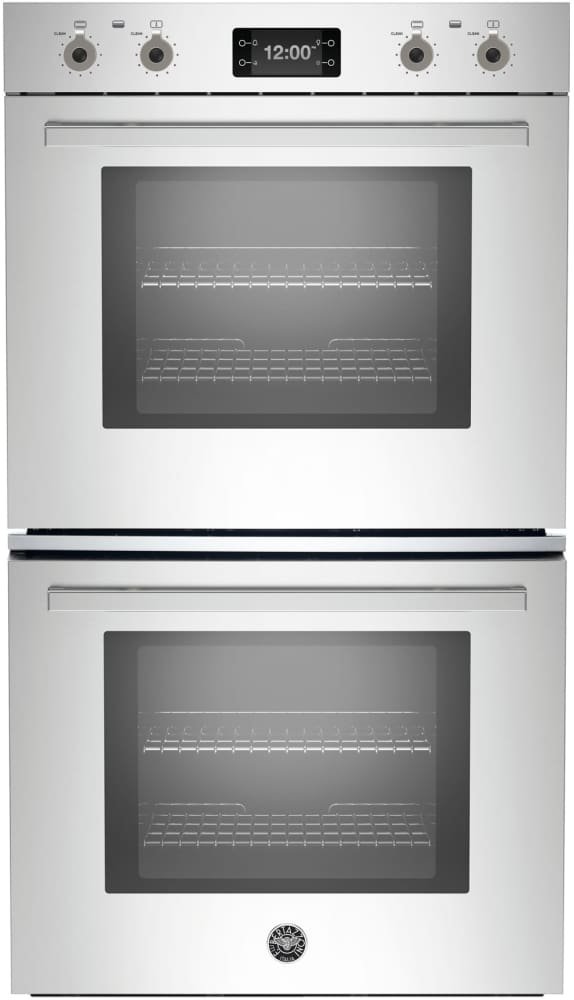 double wall oven width gas stainless steel professional series convection with microwave