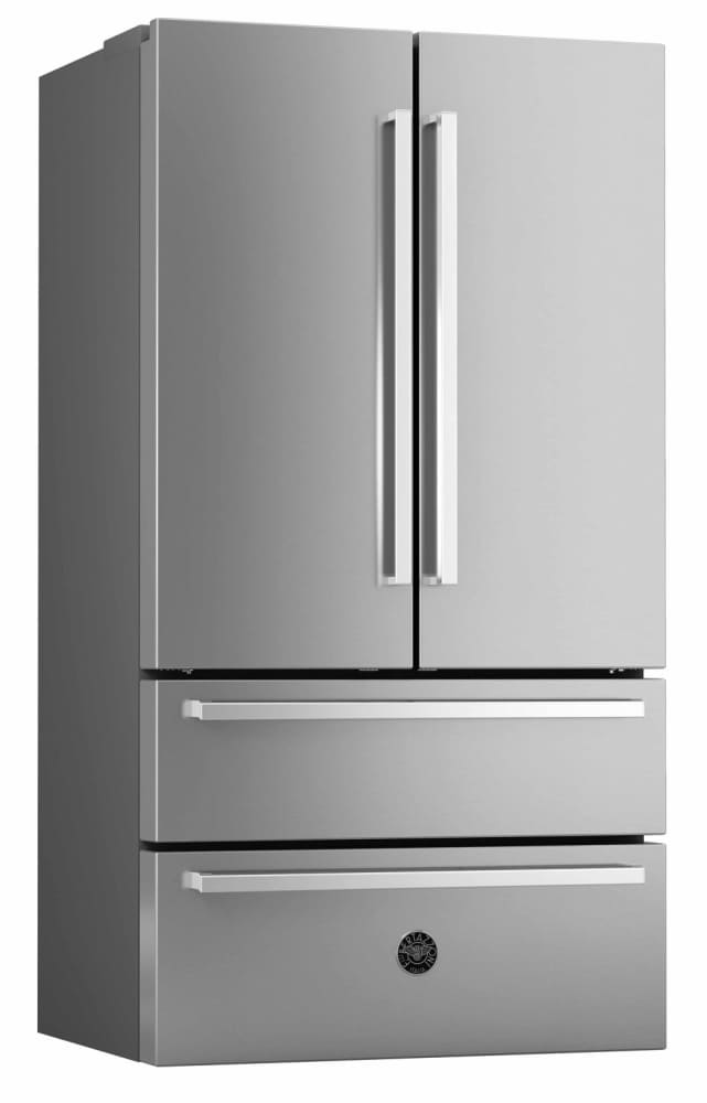 Bertazzoni Ref36x 36 Inch 4 Door French Door Refrigerator