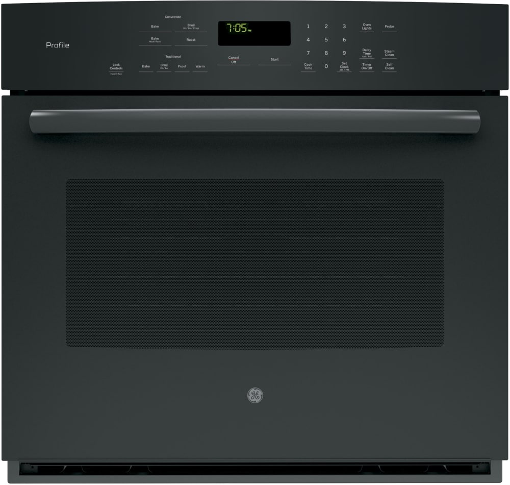Ge Pt7050 30 Inch Single Electric Wall Oven With True