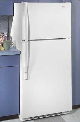 Maytag Ptb1753gr Performa 28 Inch 17 Cu Ft Top Freezer