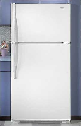 Maytag Ptb1953grw Performa 19 Cu Ft Top Freezer
