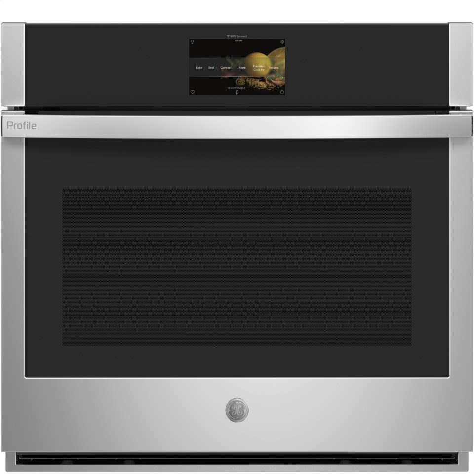 Ge Pts7000snss 30 Inch Smart Convection Single Wall Oven