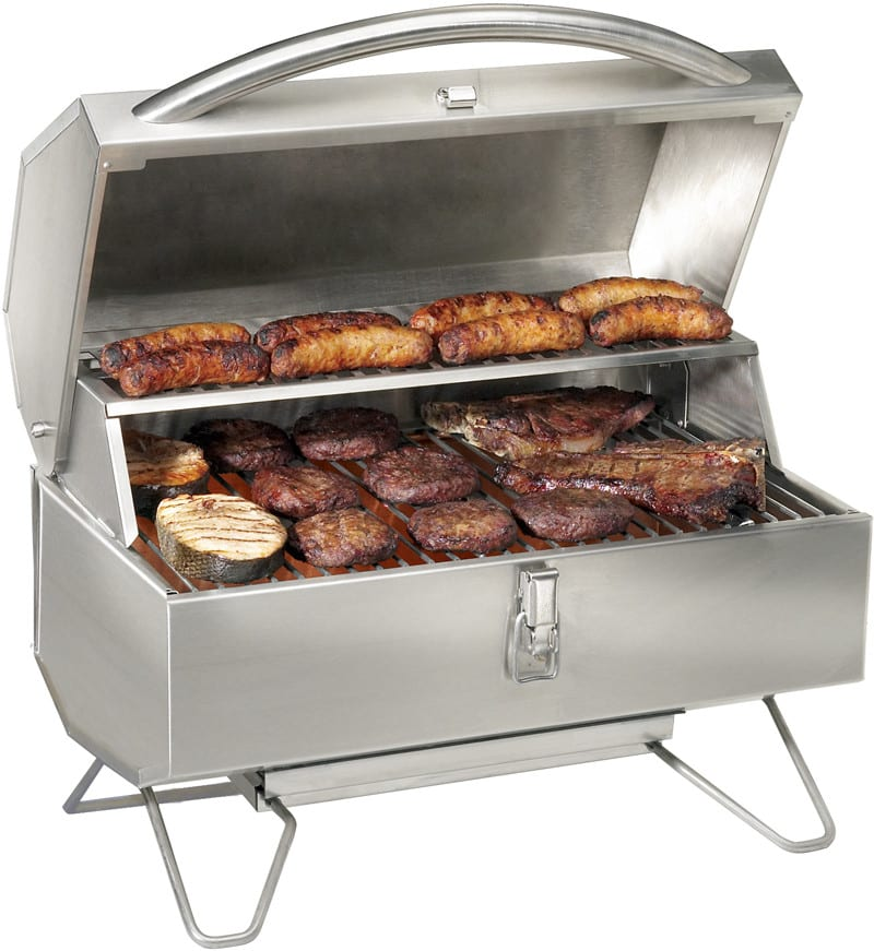 Napoleon Ptss215e 20 Inch Portable Electric Grill With 320