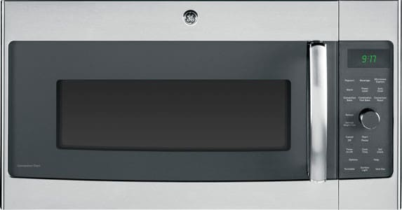 Ge Pvm9179sfss 1 7 Cu Ft Over The Range Microwave Oven