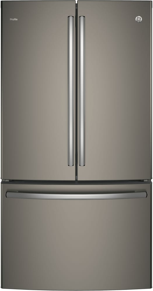 Ge Pwe23kk 36 Inch Counter Depth French Door Refrigerator