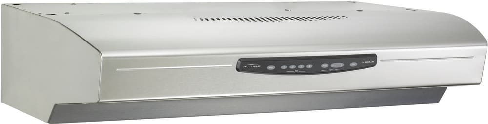 Broan Allure III QS3 Series QS330SS   Under Cabinet Range Hood In Stainless  Steel