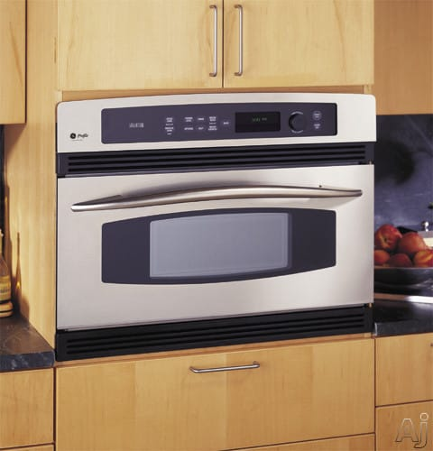 Ge Scb2001kss 30 Inch Single Electric Advantium Wall Oven