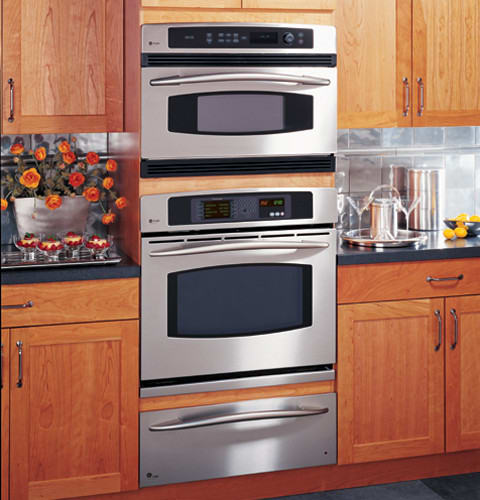 Ge Scb2001kss 30 Inch Single Electric Advantium Wall Oven