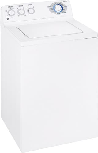 Ge Wjrr4170gww 27 Inch Top Load Washer With 3 5 Cu Ft